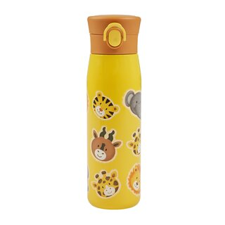 Sigikid Kinder Isolierflasche Zoo on Tour